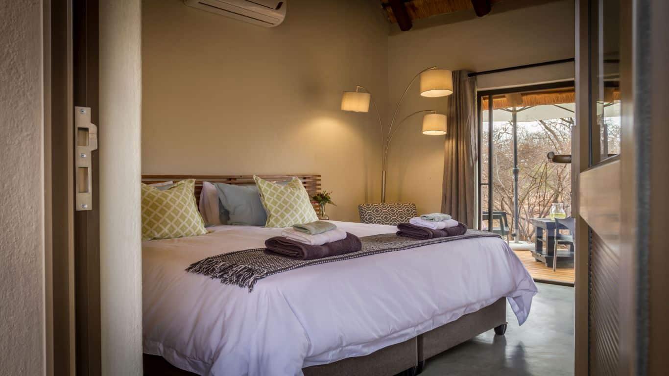 Ulala Kalula Bedrooms