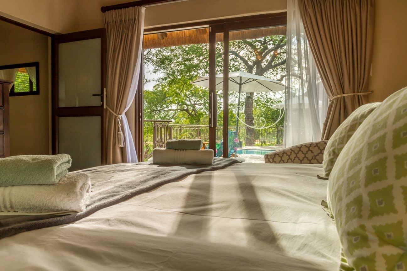 Igama Lakho Lodge Deluxe Room